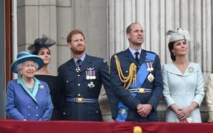 Princ William in princ Harry naj bi šla vsak svojo pot