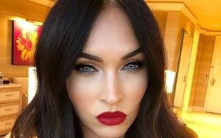 Megan Fox je videti kot mačka