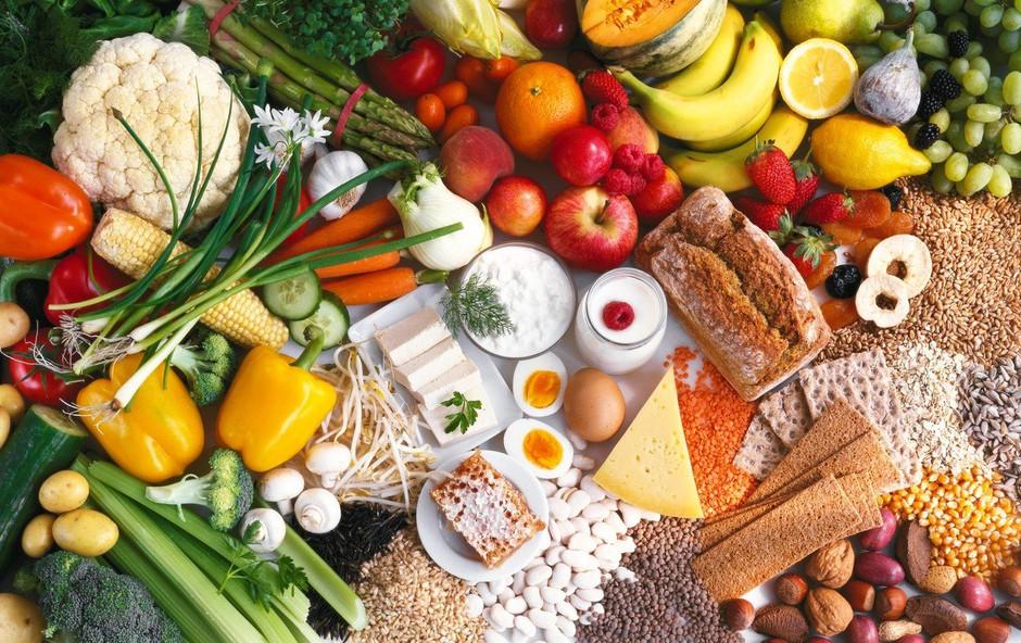 zdrava hrana otoka