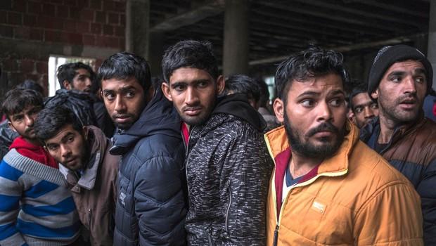 Na Hrvaškem prva ovadba zaradi širjenja lažnih informacij o migrantih (foto: profimedia)