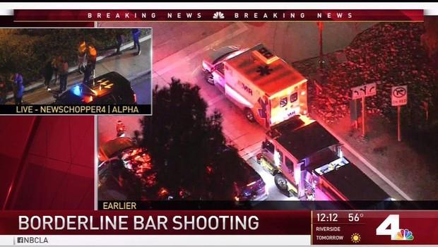 Mrtvi in ranjeni v streljanju na študentskem večeru v kalifornijskem baru Borderline! (foto: profimedia)