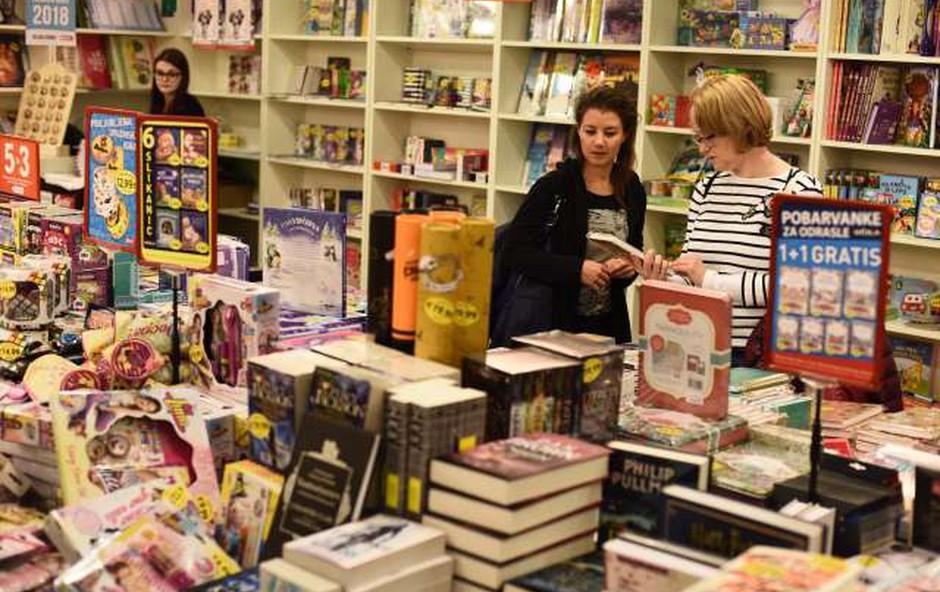 Slovenski knjižni sejem letos z bookerjevim in Goncourtovim nagrajencem (foto: STA, Tamino Petelinšek)