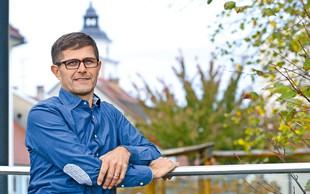 "Matjaž Rakovec (kandidat za župana mesta Kranj): ""Gostinstvo je bila lepa zgodba"""