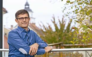 """Matjaž Rakovec (kandidat za župana mesta Kranj): """"Otrokom moramo dajati predvsem usmeritev in širino"""""""