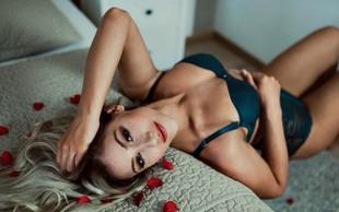 Indira Ekič (The Biggest loser Slovenija) posnela seksi fotke