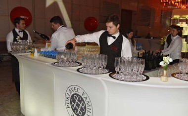 FOTOGALERIJA: Sproščena zabava ob 10. obletnici revije Story
