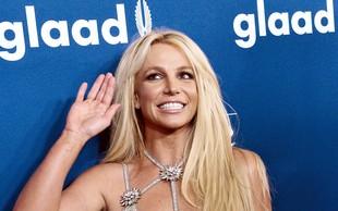 Britney Spears zaradi bolnega očeta odpovedala svoje nastope