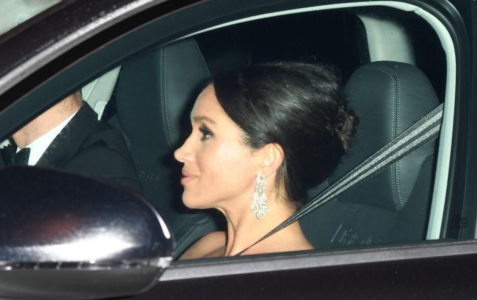 Meghan Markle in Kate Middleton s princemana skrivni večerji (foto: Profimedia)