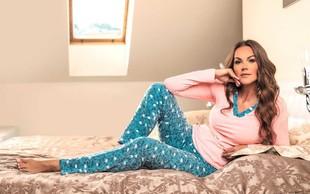 V udobnih pižamah in spodnjem perilu blagovne znamke Alma Ras boste zadovoljni celotno zimo!