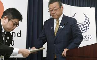 Japonski minister za kibernetsko varnost ni še nikoli uporabljal računalnika