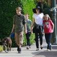 Angelina Jolie: Modrček je pustila doma!