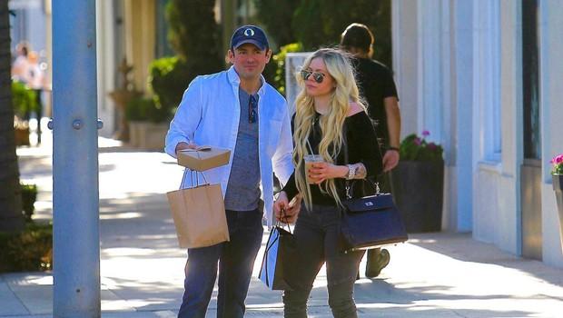 Avril Lavigne zaljubljena v miljarderja (foto: Profimedia)