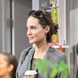 Angelnina Jolie je skrbna mama
