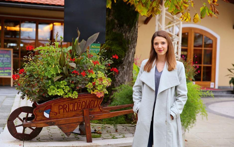 Po bratu Sašu je Monika Avsenik nova zvezda slavne družine (foto: Helena Kermelj)