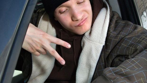 Nemčija: Najstnik ob vozniško dovoljenje že 49 minut po tem, ko ga je dobil! (foto: profimedia)