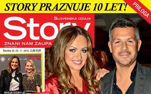 Iryna Osypenko in Matjaž Nemec: Konec ljubezni najlepšega para