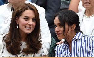 Poglejte, kako barvno usklajeni sta Meghan in Kate!