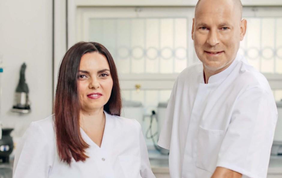Jure in Vanja Rainer (podjetnika 3. sezone Štartaj Slovenija): Zmagala s pomočjo narave (foto: Aljoša Rebolj)