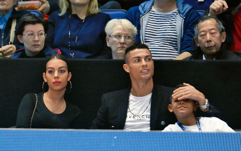 Cristiano Ronaldo zaročen? (foto: Profimedia)