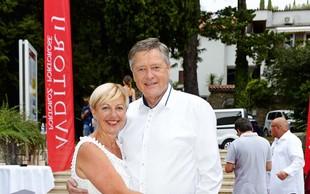 Mitja Ferenc in Rosvita Pesek sta drug drugemu največja podpornika in kritika!