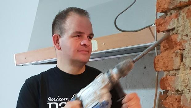 Bojan Papež (The Biggest Loser Slovenija) priznal: Denarja ni več! (foto: Osebni arhiv)