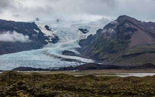 Islandija: Zaradi mikrobov se na ledeniku sprosti do 41.000 ton metana dnevno!