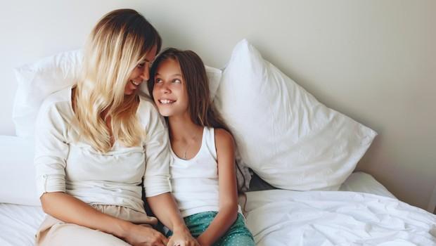Z otroki odkrito o spolnosti - Za (s)polno življenje brez sramu in strahu! (foto: SHUTTERSTOCK)