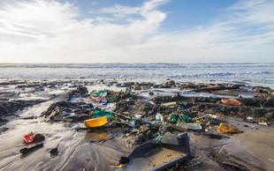 Plastična plima: Smeti so ujete že v arktičnem ledu!