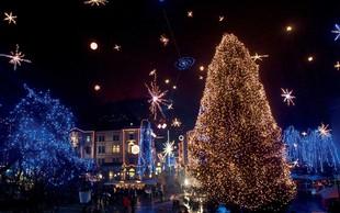 Praznični december v Ljubljani se pričenja s tradicionalnim prižigom lučk!