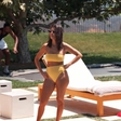 Kourtney Kardashian na pragu 40 let in po treh porodih pokazala fantastično postavo