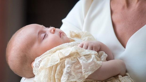 Kate Middleton povedala, kakšen je danes mali princ Louis (foto: Profimedia)