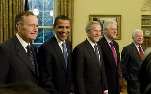 Umrl je 41. ameriški predsednik George Bush starejši