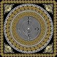 Adrian P. Kezele o labirintih kot vzorcih moči in njihovih skrivnostih!