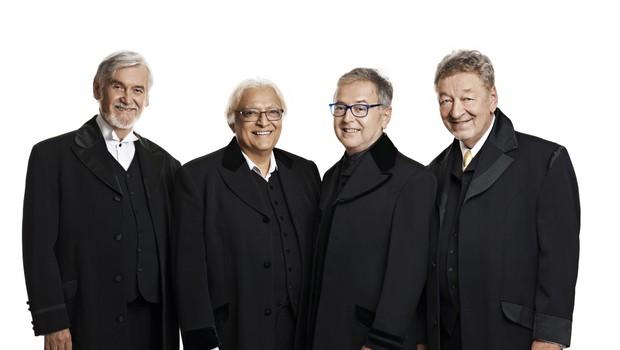 Žlahtno 50. obletnico so New Swing Quartet okronali z novim albumom (foto: Dean Dubokovic)