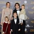 Družina Luke Modrića blestela na rdeči preprogi na podelitvi prestižne nagrade zlata žoga!