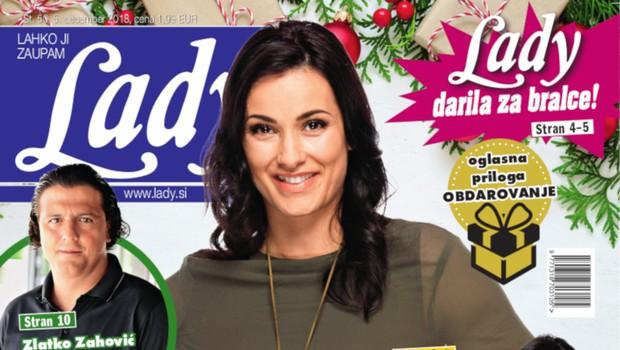 Družinska drama Anete Andollini: S hčerko v bolnišnici! (foto: Lady)