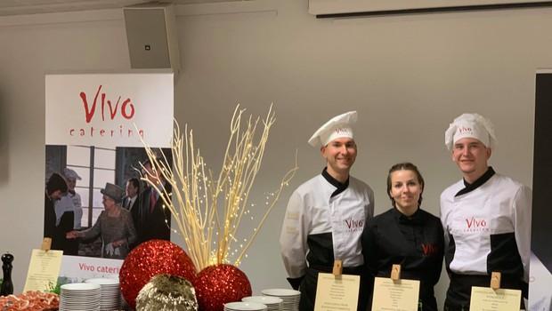 Ekipa Vivo cateringa razvajala brbončice v Bruslju! (foto: Promocijski material)