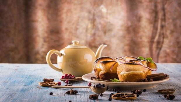 Kje so gozdni sadeži v sadnih čajih, ki naj bi bili iz gozdnih sadežev? (foto: profimedia)