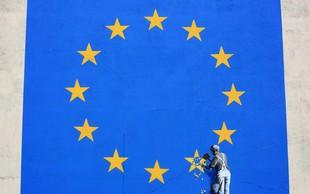 Po Moskvi in Sankt Peterburgu razstava Banksyjevih del še v Madridu
