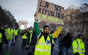 Po četrti soboti protestov je francoski premier napovedal, da je čas za dialog