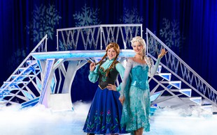 V Ljubljano prihaja: Disney On Ice predstavlja Dotakni se zvezd!