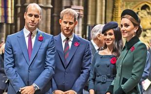 Princ Harry naj bi dejal, da v Kensingtonski palači ni prostora za vse