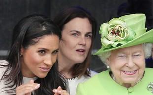 Nov šok na britanskem dvoru: Odpoved dala še asistentka, ki jo je Meghan dodelila kraljica!