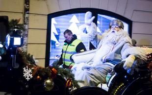 Kje vse po Sloveniji se lahko vaši otroci srečajo z dedkom Mrazom