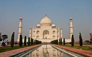 Indijci bodo plačevali petkrat več za ogled Tadž Mahala
