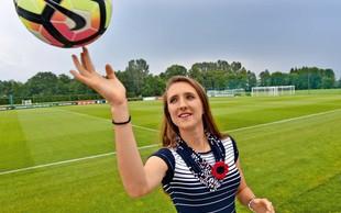Lara Prašnikar prihaja iz slavne nogometne družine