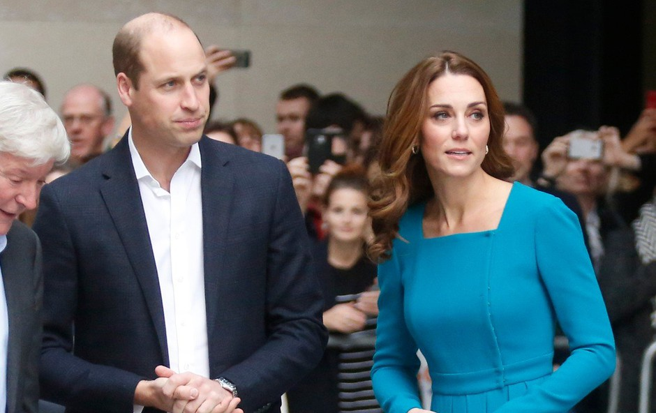 Princ William je pred leti Kate Middleton pustil samo za božič in se do nje obnašal nič kaj kavalirsko (foto: Profimedia)