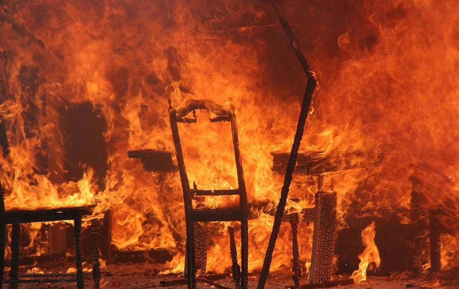 Na Štajerskem izbruhnila dva požara, ki sta povzročila večjo gmotno škodo (foto: Profimedia)