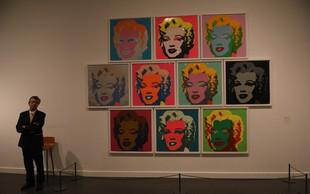 V nemškem muzeju na ogled manj znani predmeti Marilyn Monroe
