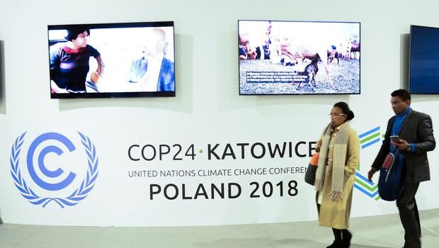 V Katovicah sklenili dogovor o podnebnem sporazumu (foto: Profimedia)